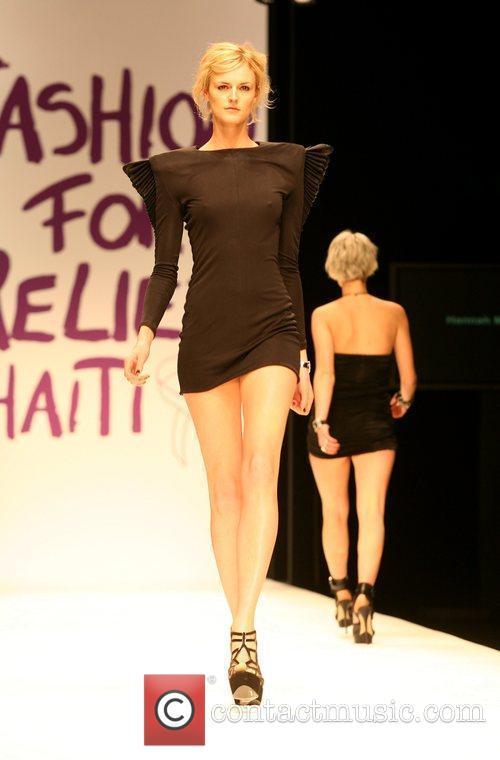 Jacquetta Wheeler London Fashion Week 2010 - Fashion...