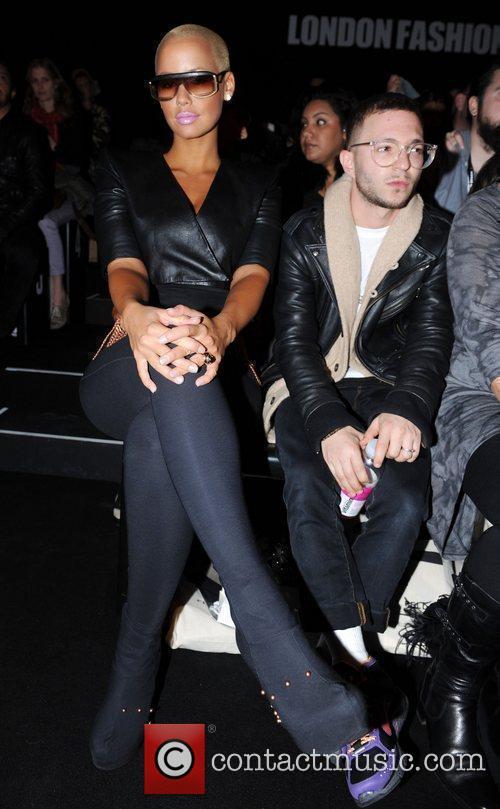 London Fashion Week Spring/Summer 2011 - Felder -...