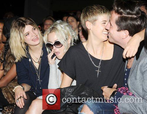 Pixie Geldof, Jaime Winstone and Nick Grimshaw 10
