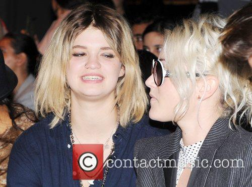 Pixie Geldof and Jaime Winstone 8