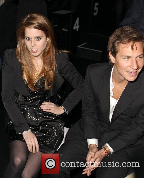 Princess Beatrice and Boyfriend Dave Clark 3