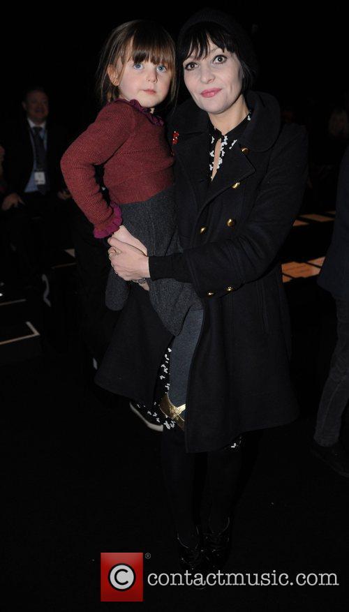 London Fashion Week Autumn/Winter 2010 - Issa -...