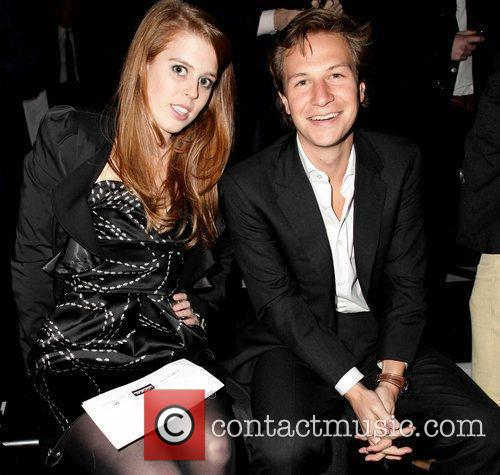 Princess Beatrice and Boyfriend Dave Clark 7