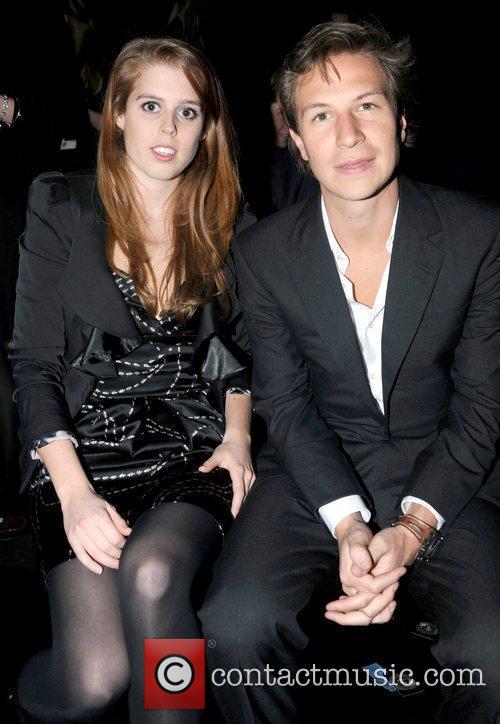 Princess Beatrice and boyfriend Dave Clarke 1