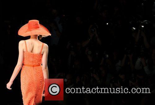 Model London Fashion Week Spring/Summer 2011 - Jasper...