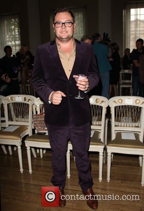 Alan Carr London Fashion Week Spring/Summer 2011 -...