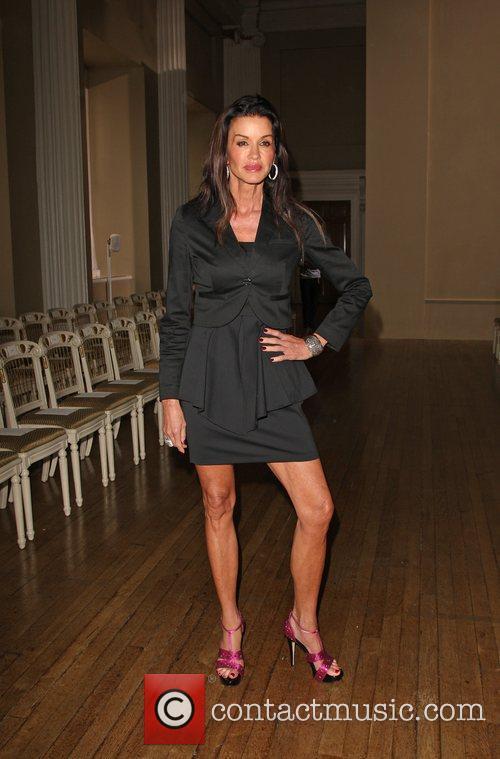 Janice Dickinson London Fashion Week Spring/Summer 2011 -...