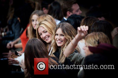 Elle Macpherson and Cat Deeley 2