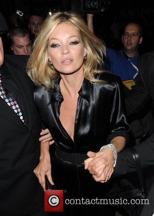 Kate Moss and Bond 9