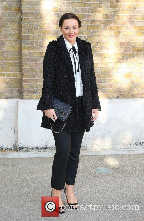 London Fashion Week Spring/Summer 2011 - Look -...