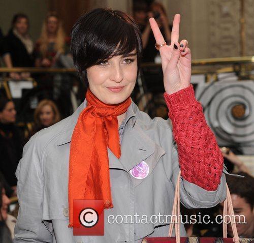 London Fashion Week Autumn/Winter 2010 - Maria Grachvogel...