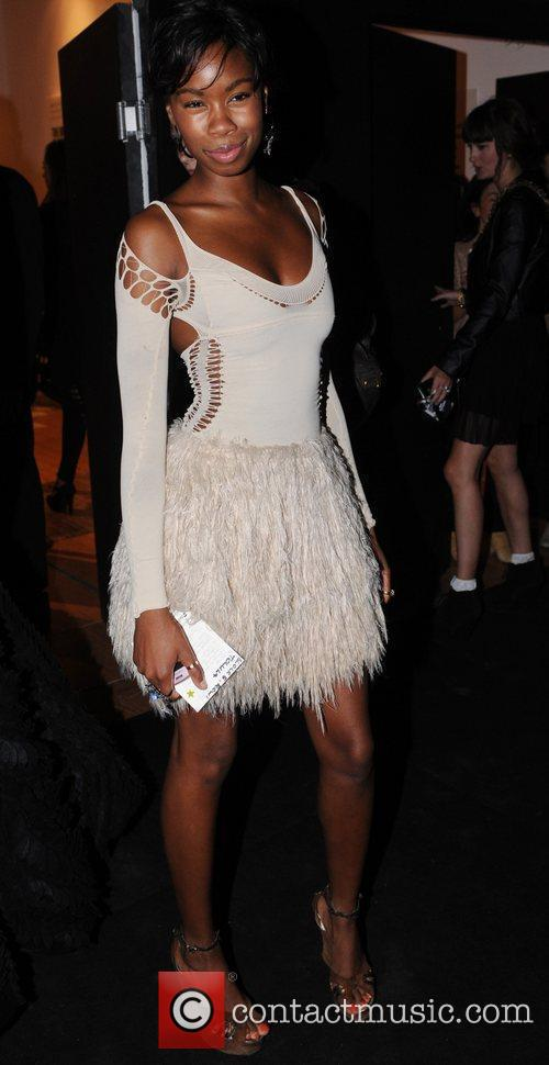 Tallulah Adeyemi London Fashion Week Spring/Summer 2011 -...