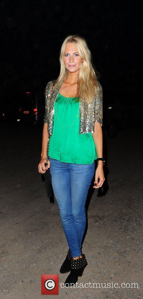 Savannah Miller London Fashion Week Spring/Summer 2011 -...