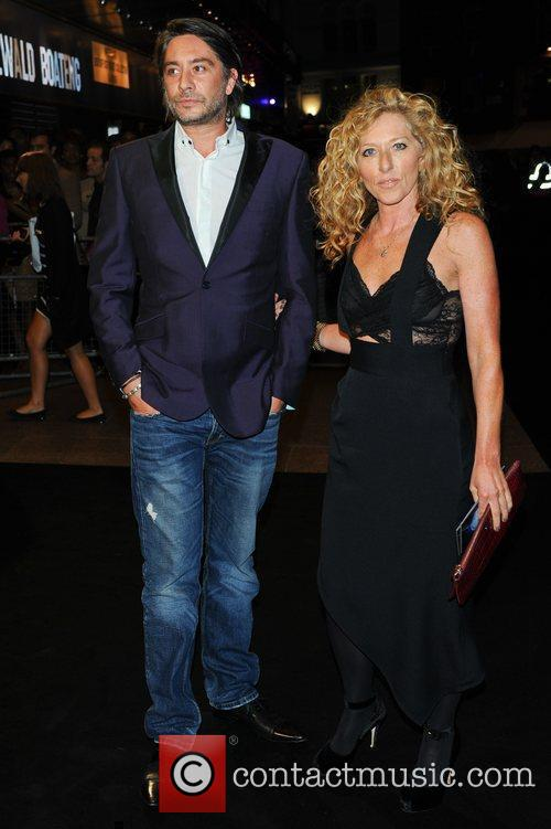 Kelly Hoppen and Guest London Fashion Week Spring/Summer...
