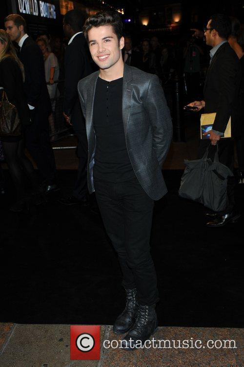 London Fashion Week Spring/Summer 2011 - Ozwald Boateng...