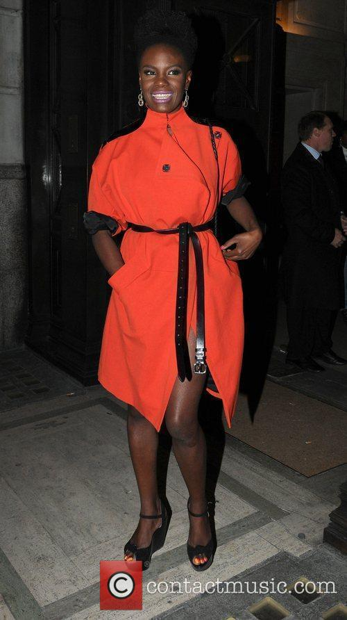 London Fashion Week Spring/Summer 2011 - Pam Hogg...