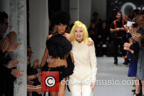 Alice Dellal and Pam Hogg 5