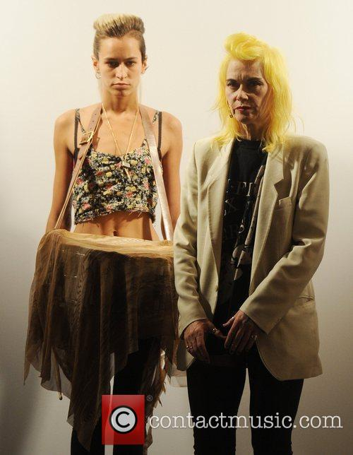 Alice Dellal and Pam Hogg 10