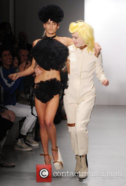 Alice Dellal and Pam Hogg 1