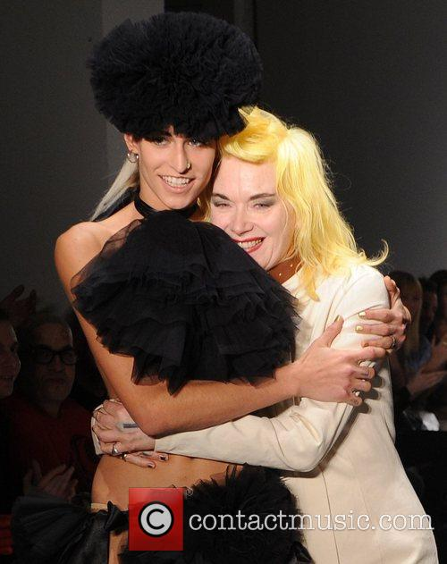 Alice Dellal and Pam Hogg 9