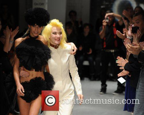 Alice Dellal and Pam Hogg 7
