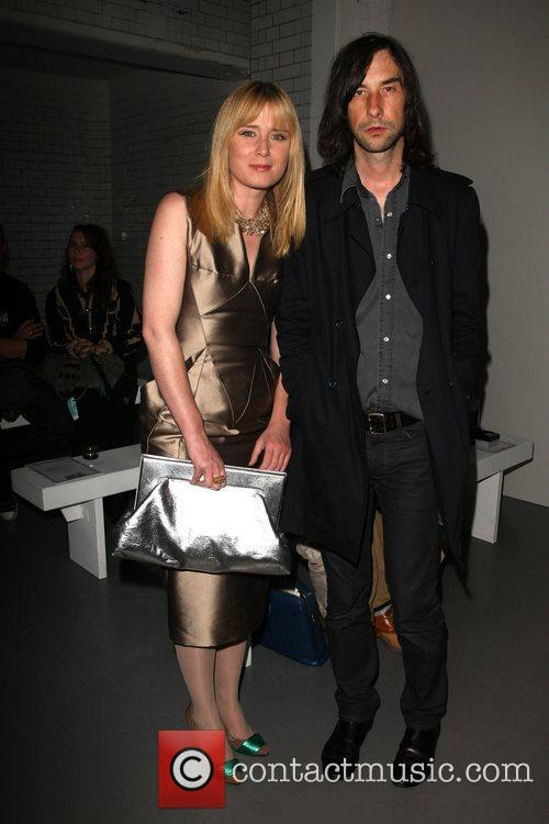 Roisin Murphy, Bobby Gillespie and Pam Hogg
