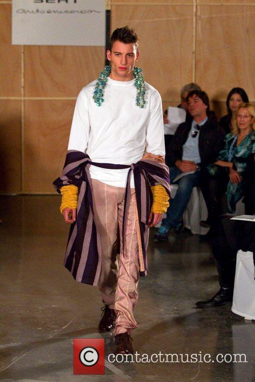 Lisbon Fashion Week CheckPoint Winter 2011 - Ricardo...