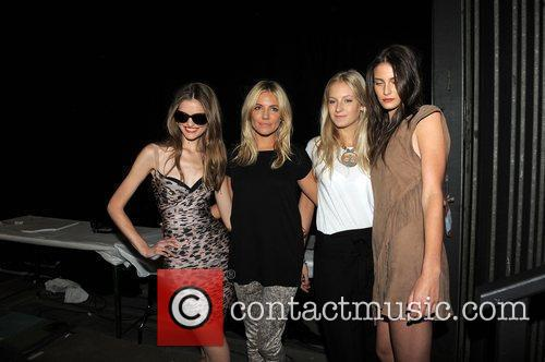 London Fashion Week Spring/Summer 2011 - Twenty8Twelve -...