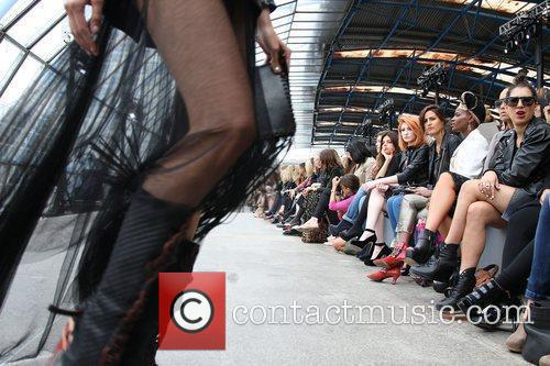 Nicola Roberts London Fashion Week Spring/Summer 2011 -...