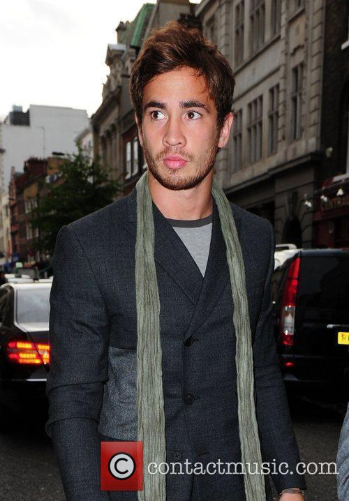 Danny Cipriani and Vivienne Westwood 6