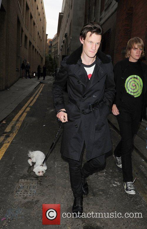 Matt Smith and Vivienne Westwood 7