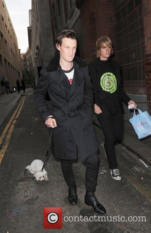 Matt Smith and Vivienne Westwood 1