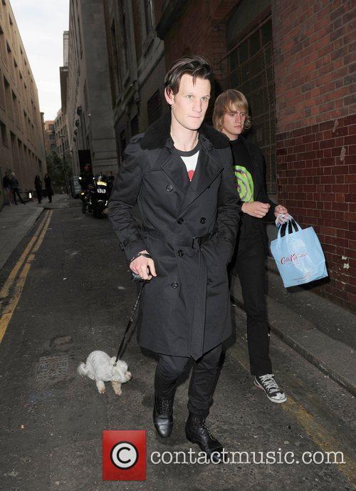 Matt Smith and Vivienne Westwood 4
