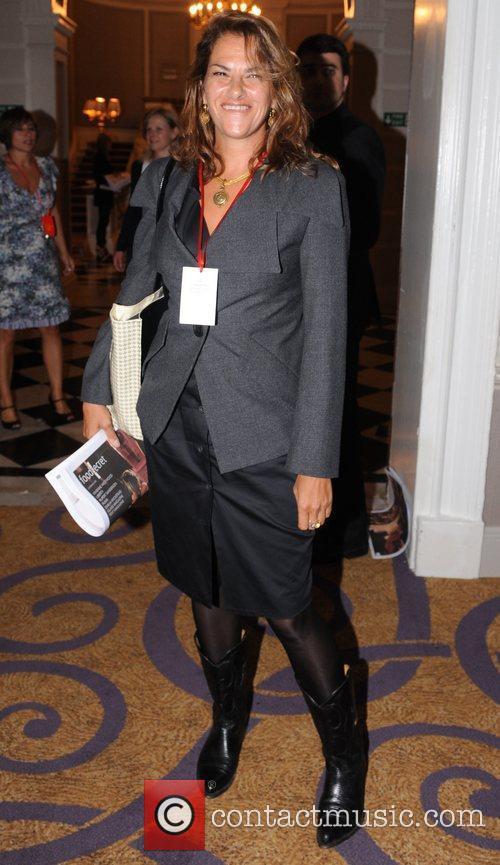 Tracey Emin  London Fashion Week Spring/Summer 2011...