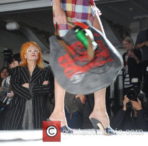 Vivienne Westwood  London Fashion Week Spring/Summer 2011...