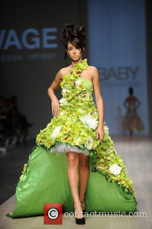 LG Fashion Week Spring/Summer 2011 - Salvage Collection...