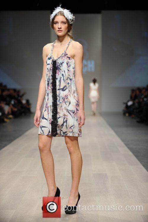 LG Fashion Week Spring/Summer 2011 - Basch By...