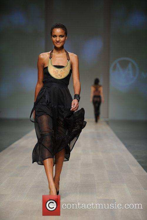 LG Fashion Week Spring/Summer 2011 - Marthe Aime...