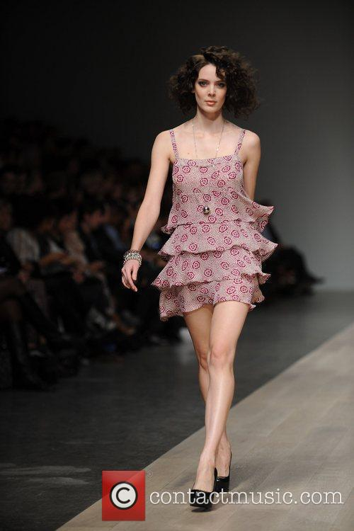 LG Fashion Week Spring/Summer 2011 - Rachel Mara...