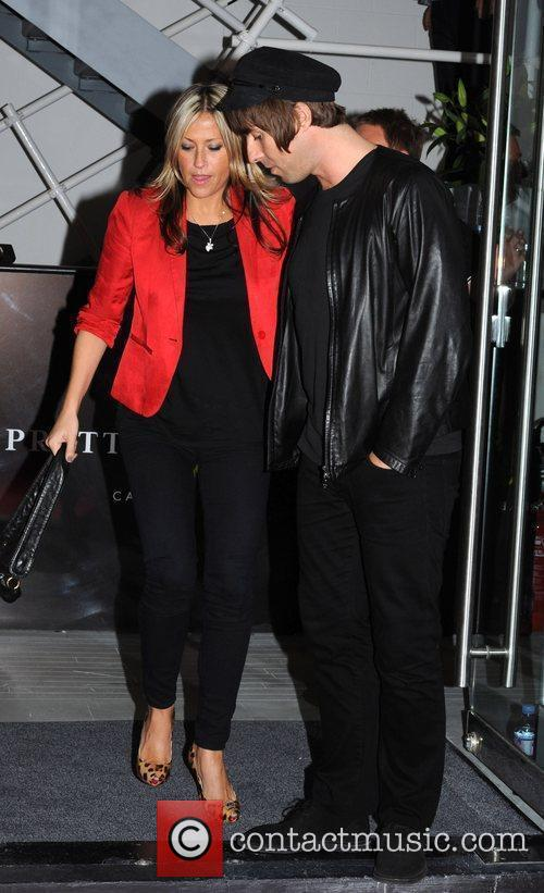 Liam Gallagher and Nicole Appleton 1