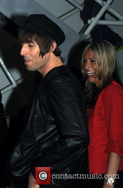 Liam Gallagher and Nicole Appleton 9