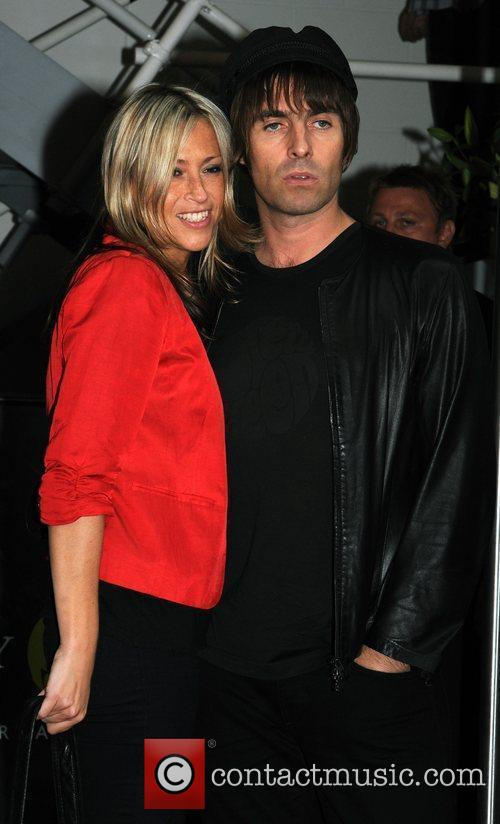 Liam Gallagher and Nicole Appleton 10