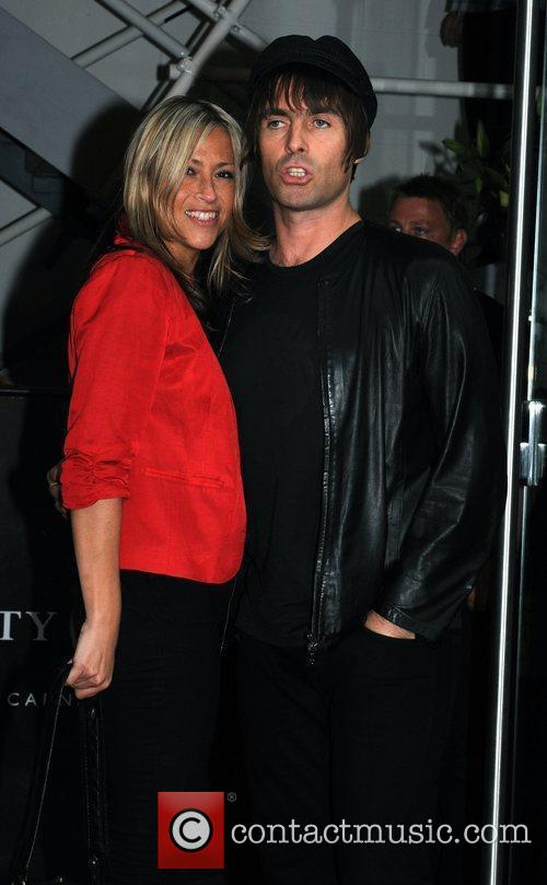 Liam Gallagher and Nicole Appleton 7