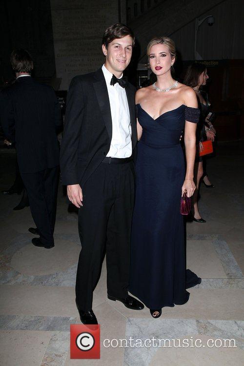 Jared Kushner and Ivanka Trump The 2010 Library...