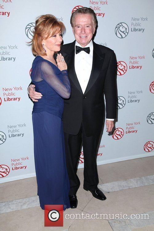 Joy Philbin and Regis Philbin  The 2010...