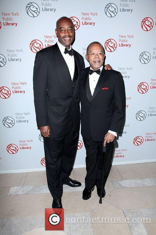 Henry Louis Gates  The 2010 Library Lions...
