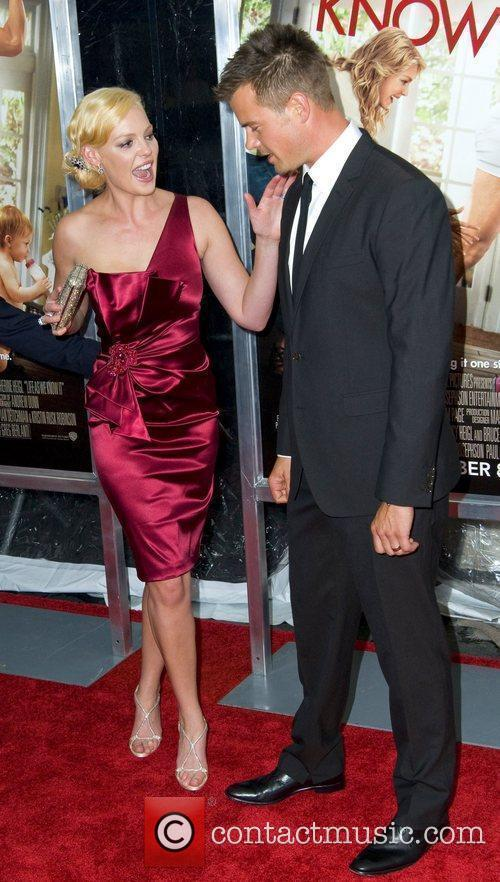 Katherine Heigl, Josh Duhamel
