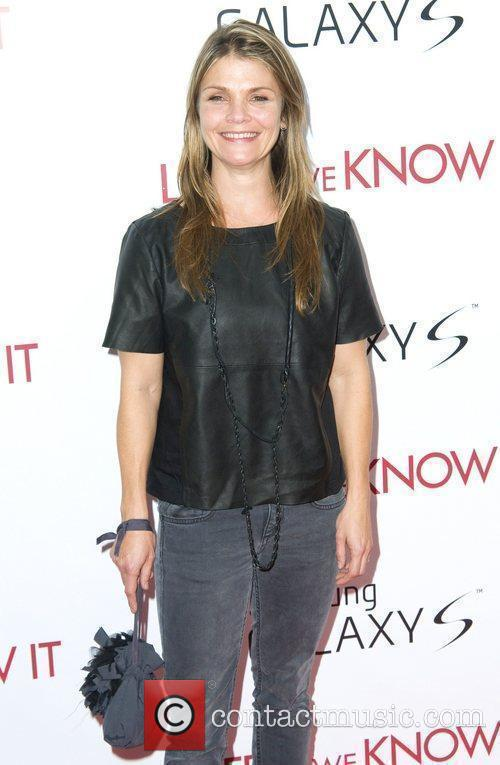 Kathryn Erbe New York premiere of 'Life As...