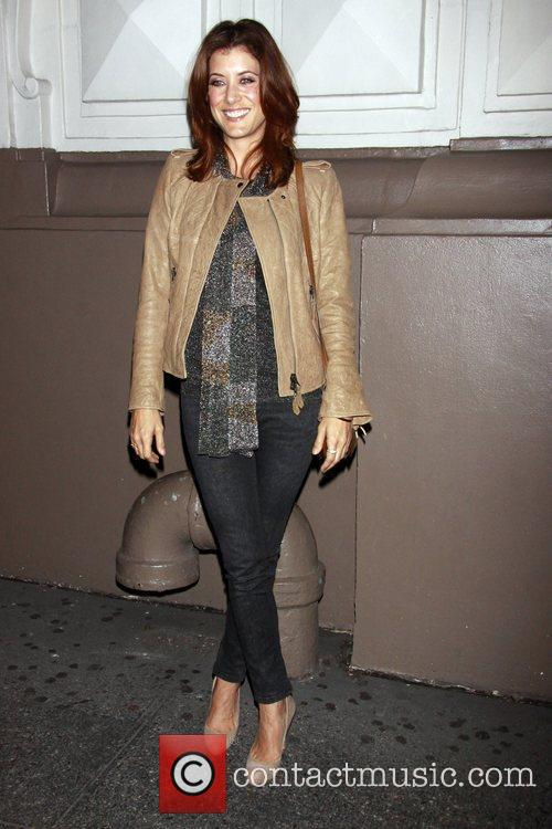 Kate Walsh Opening night of the Broadway production...