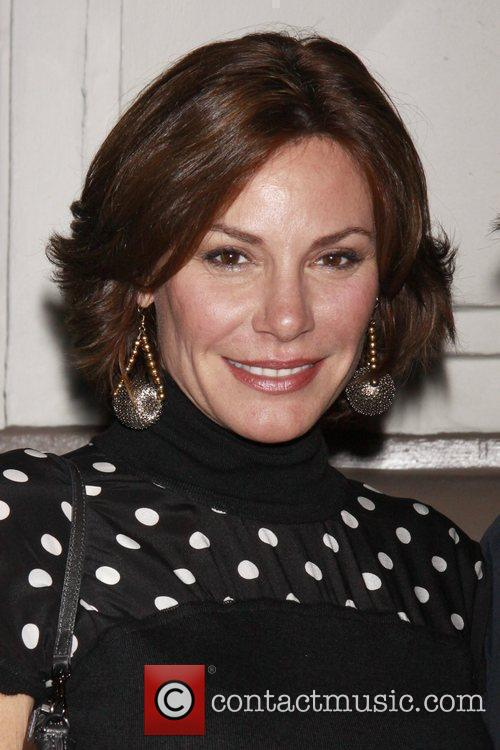 Countess LuAnn de Lesseps Opening night of the...